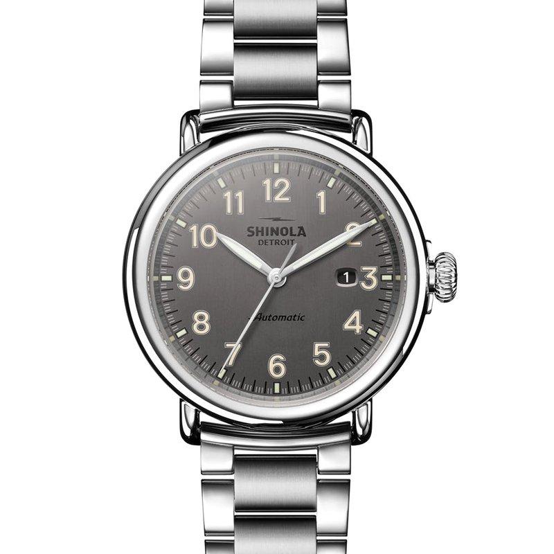 Shinola-Detroit Automatic Runwell 45mm Watch
