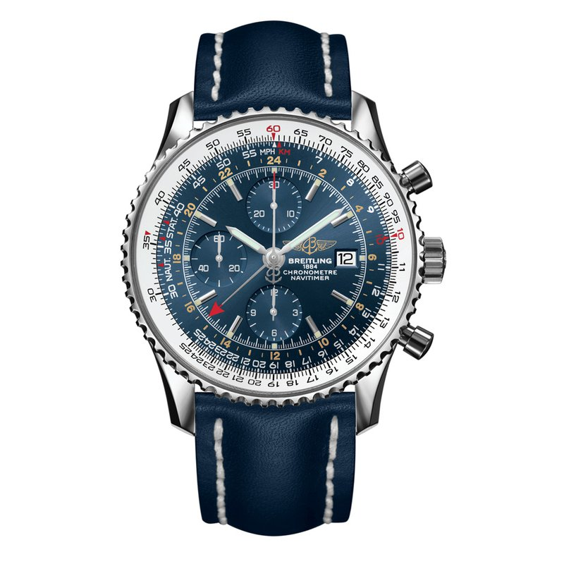 Breitling 46mm Automatic Watch