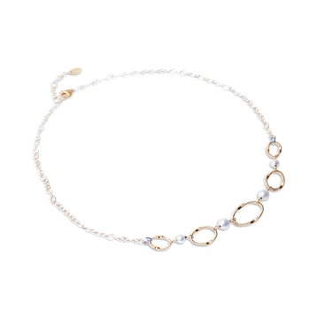 Marrakech Onde Freshwater Pearl Necklace
