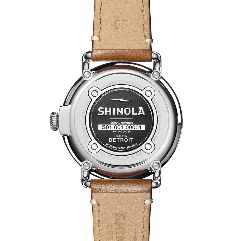 Shinola-Detroit Runwell 47mm