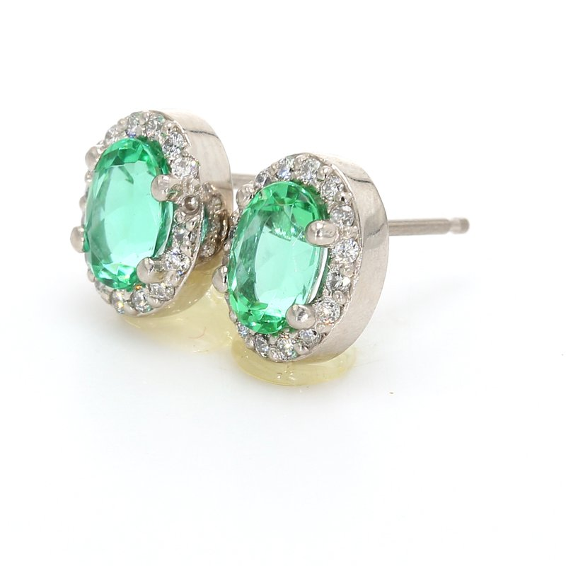 Spicer Greene Paraiba Stud Earrings