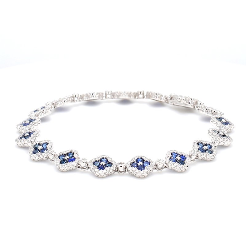 Color by Spicer Greene Sapphire Bracelet