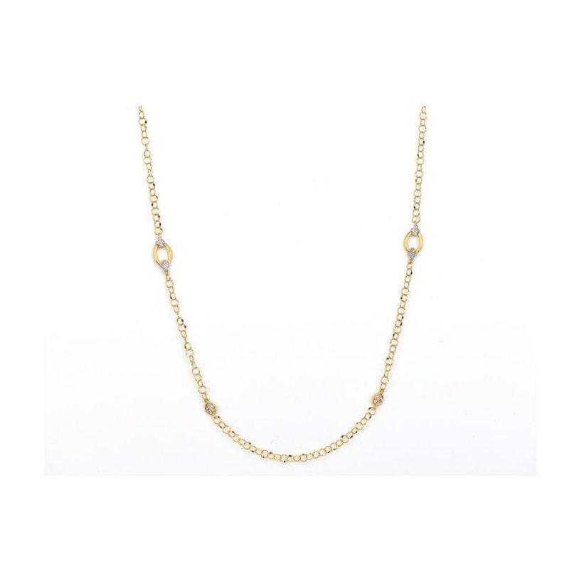 Jude Frances Diamond Sautoir Necklace