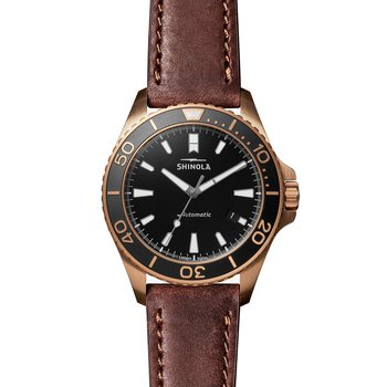 Bronze Monster Automatic 43mm