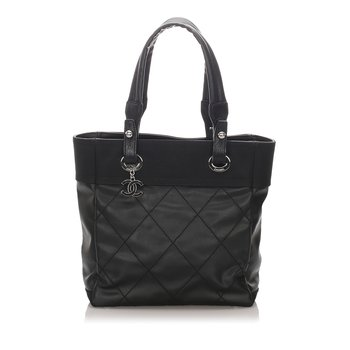 Channel Paris Biarritz Tote
