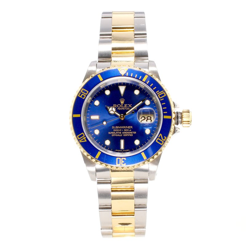 Pre-Owned Watches Rolex Submariner 40mm