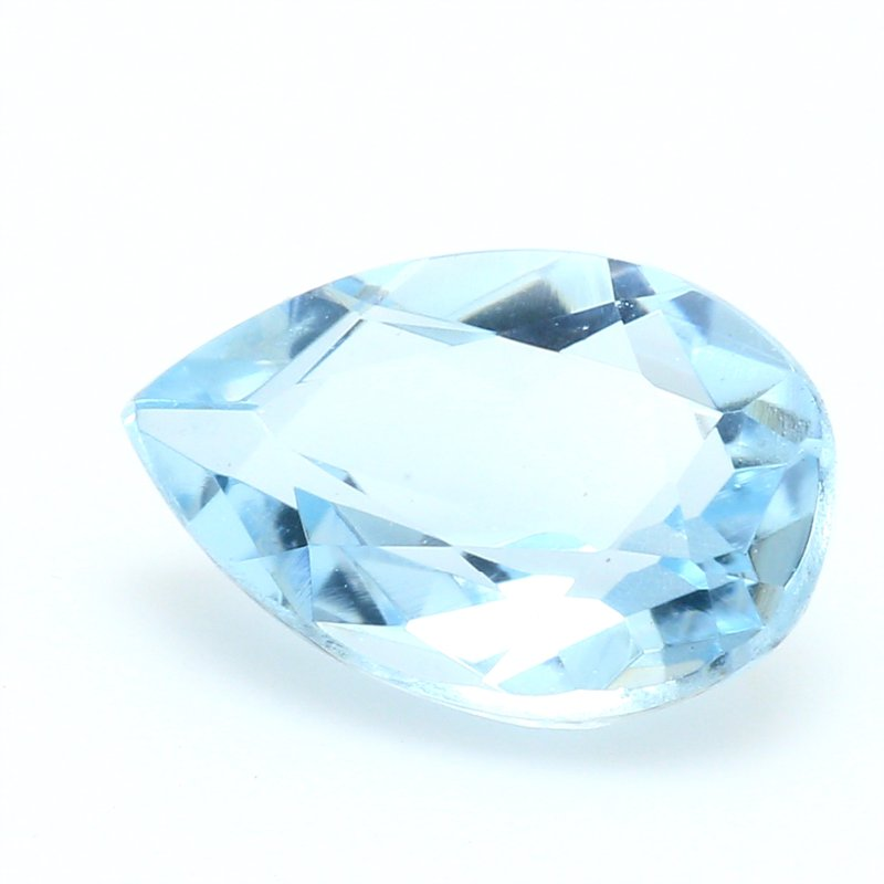 Color by Spicer Greene Loose 1.25ct Aquamarine