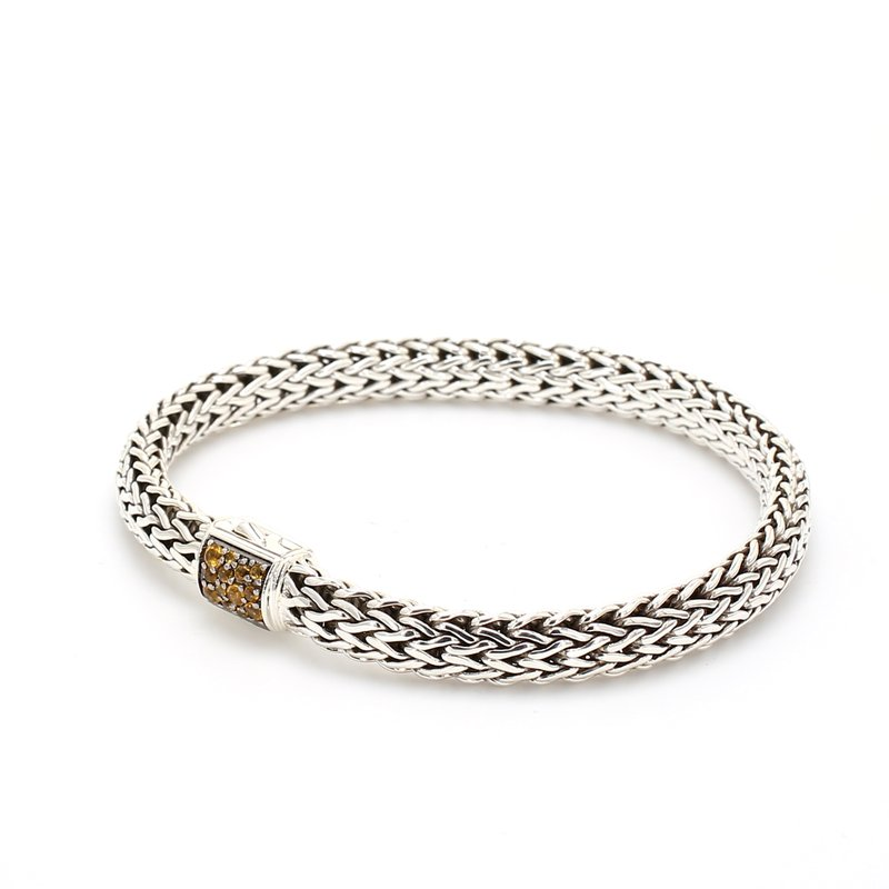 John Hardy Citrine Bracelet