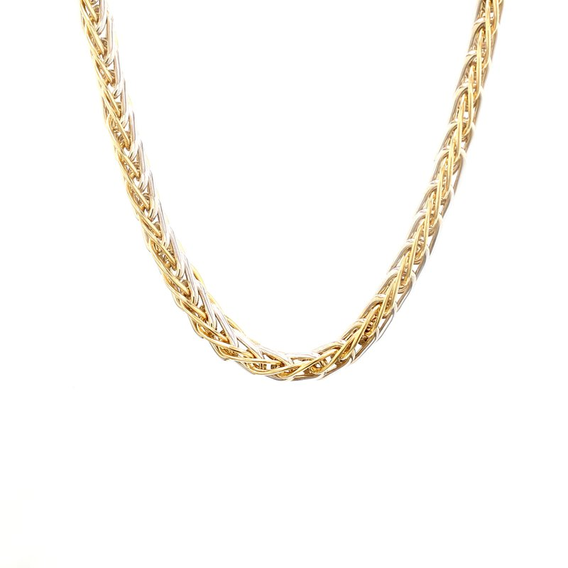 Estate Oval Link Chain