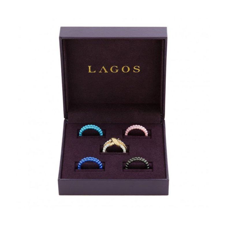 Lagos Color Swap Gold Ring