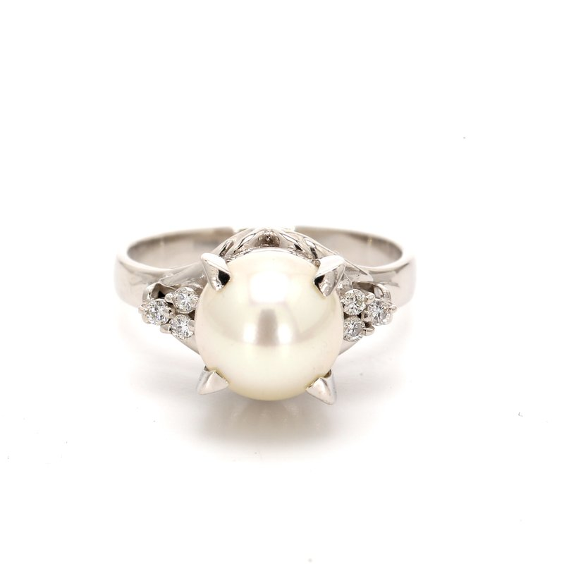 Estate Freshwater Pearl Ring