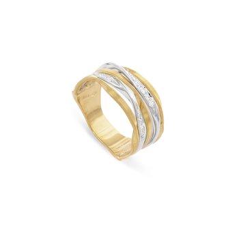 Marrakech Onde Diamond Ring