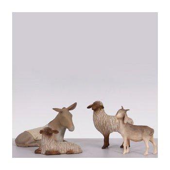 Nativity Animals 4 Piece
