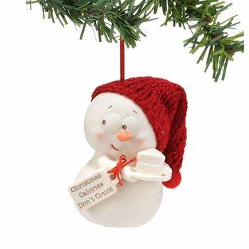Christmas Calories Ornament