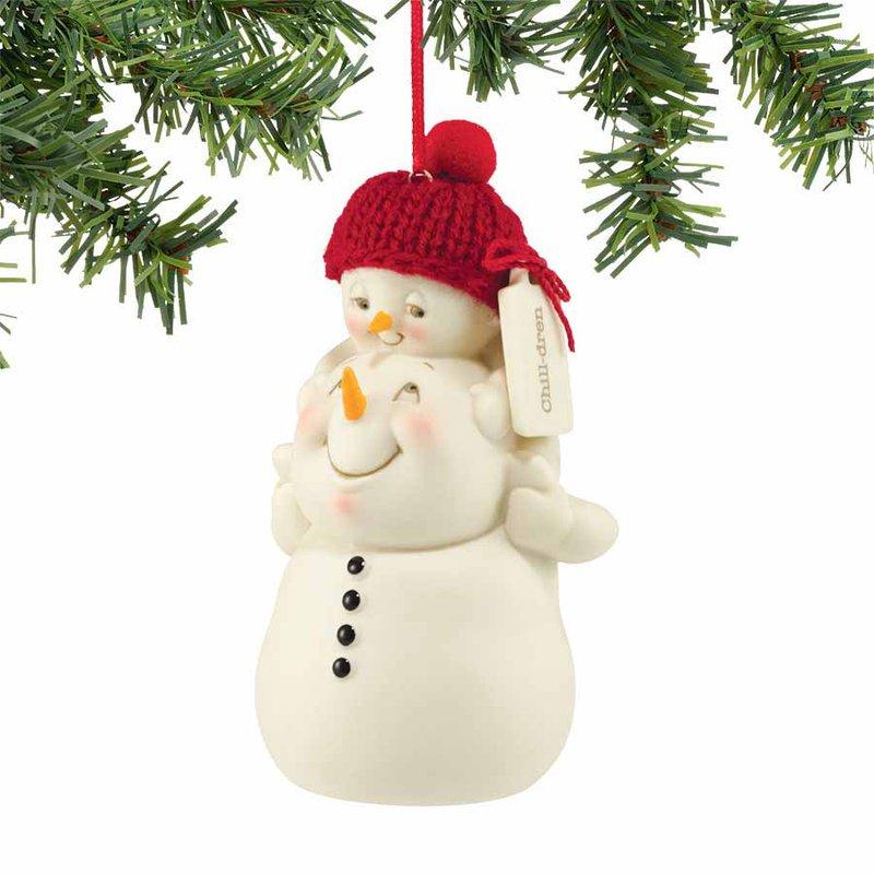 Snowpinions Chill-dren Ornament