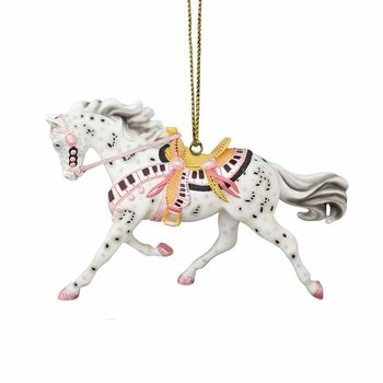 Tickled Pink Ornament