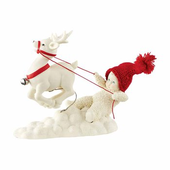 Reigning My Reindeer