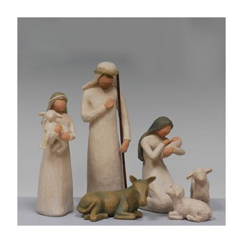 6 Piece Nativity