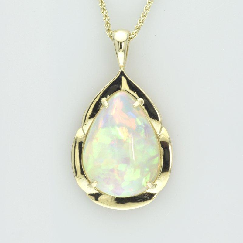 Faini Ethiopian Opal Pendant