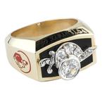 Shriner Jewelry Shrine Ring Style 1100