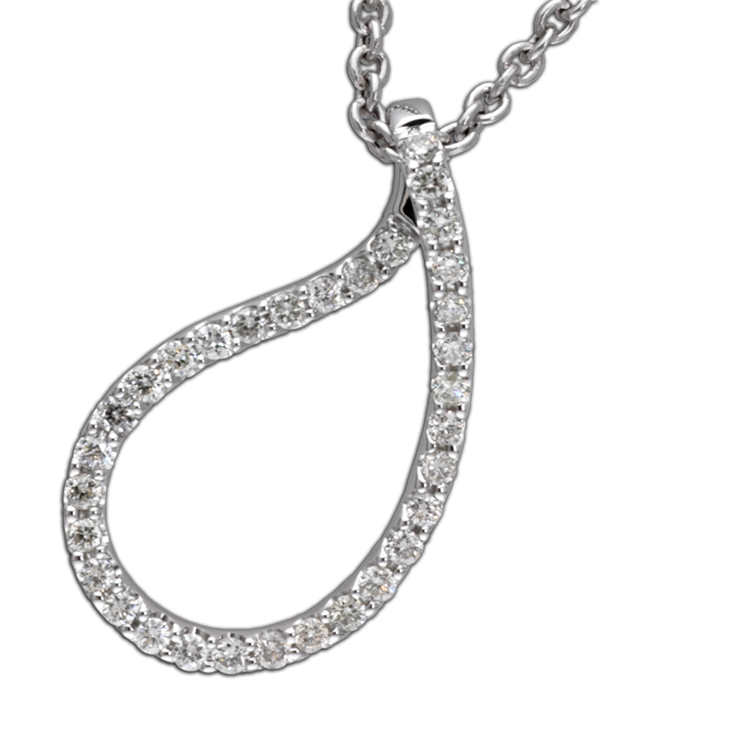 Faini Custom Diamond Fashion Pendant