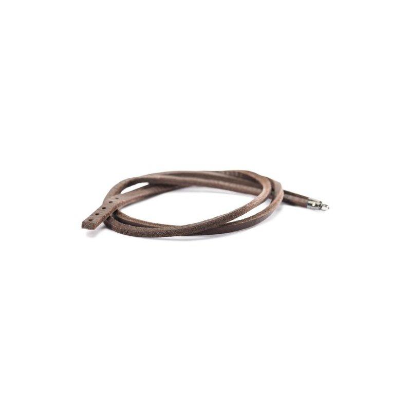 Trollbeads Leather Bracelet Brown