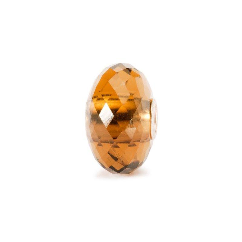 Trollbeads Golden Quartz Bead