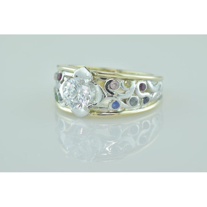Faini Custom Mother's Ring