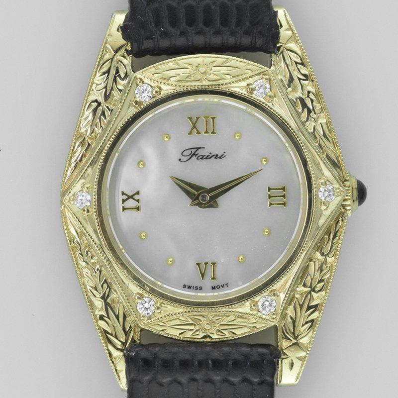 Faini Timepieces WL0050 - - - - - $3,495.00