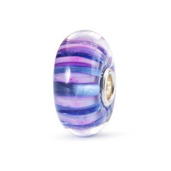 Violet Stripe Bead