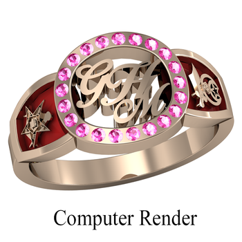 Shrine Ring Styles 5100