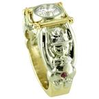 Shriner Jewelry Shrine Ring Style 1600