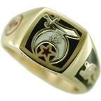 Shriner Jewelry Shrine Ring Style 1300
