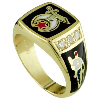 Shrine Ring Style 1300