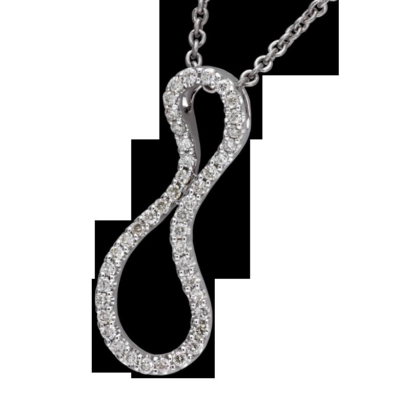 Faini Ladies Diamond Fashion Pendant