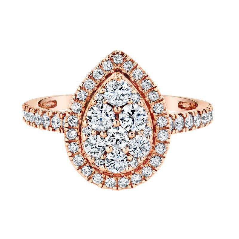 Beautiful Bride Engagement Ring
