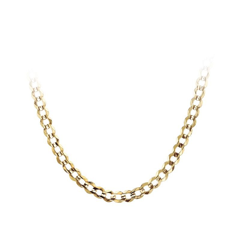 Greenberg's Men's Gold Chain