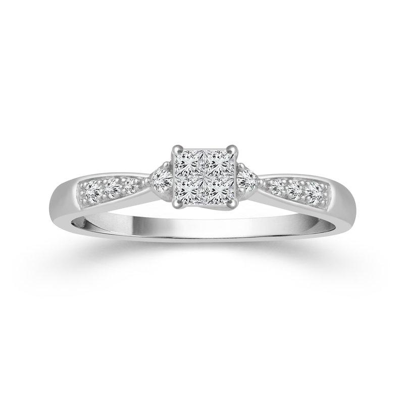 Love Story Promise Ring