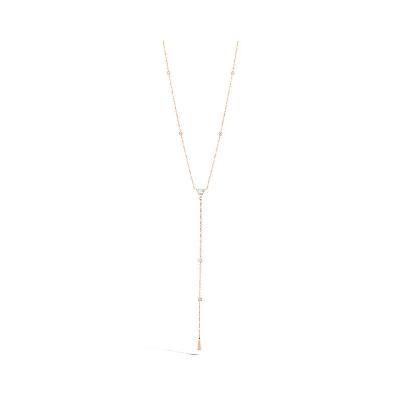 Hearts on Fire Triplicity Triangle Lariat