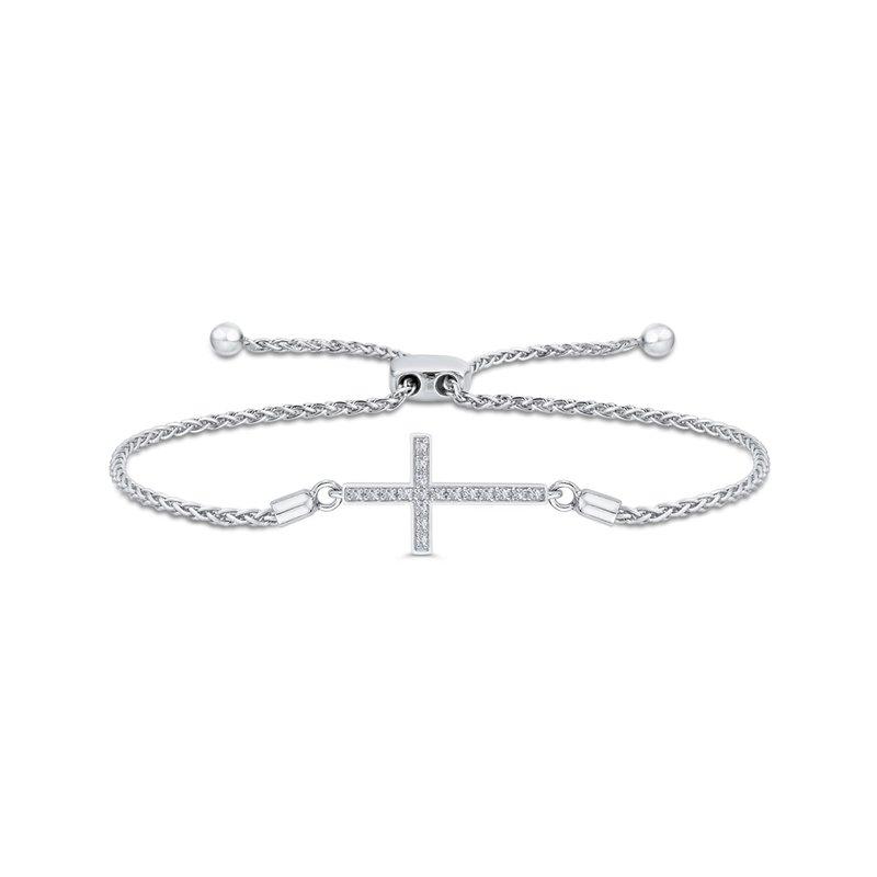 Greenberg's Cross Bracelet