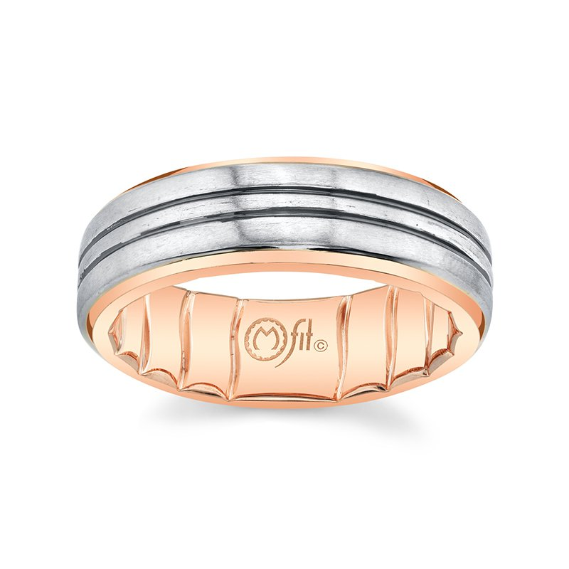 Mfit Wedding Band