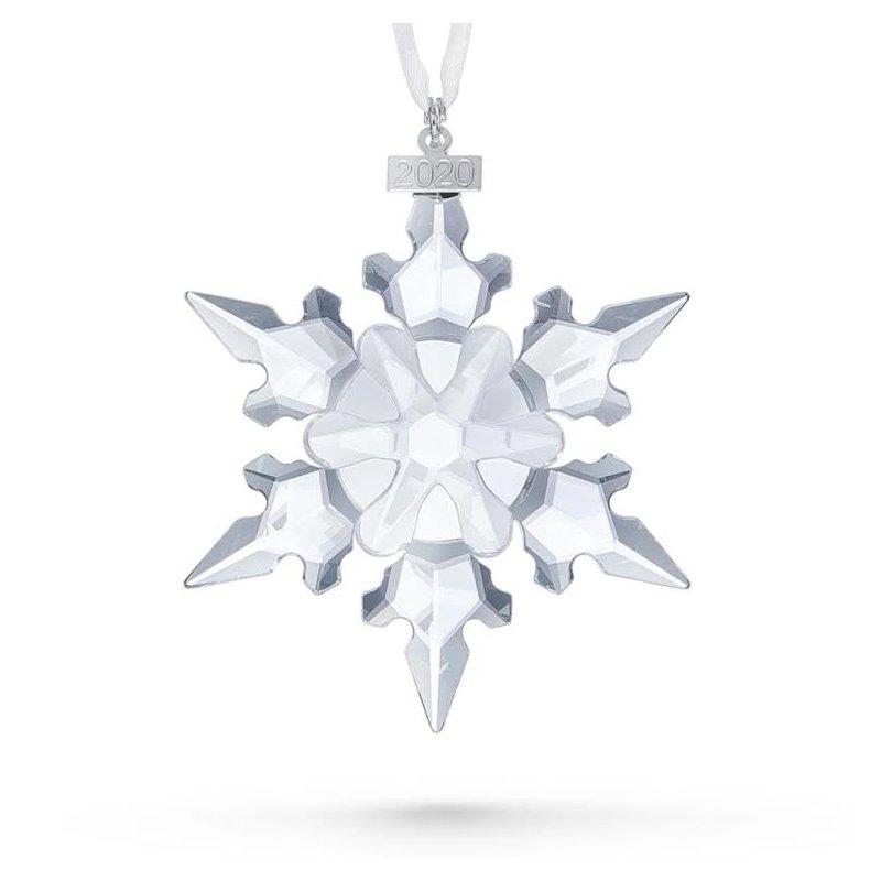 Holiday Swarovski Annual 2020 Star Ornament