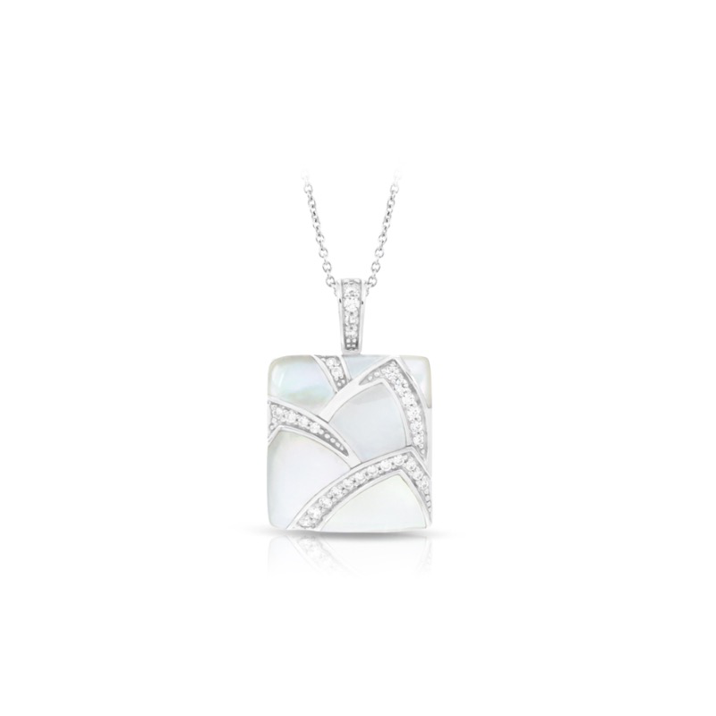 As Seen on Social Media Belle Étoile Mother of Pearl necklace