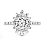 Our Top 20 Bridal Picks Hearts On Fire Behati Engagement Ring (Hayley Paige collection