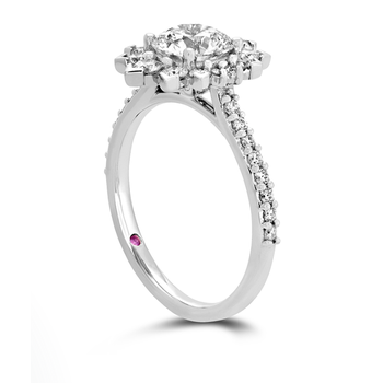 Hearts On Fire Behati Engagement Ring (Hayley Paige collection