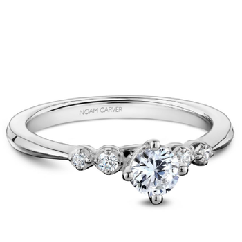 Noam Carver Diamond Engagement Ring