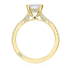 Our Top 20 Bridal Picks Simply Tacori Emerald Engagement Ring