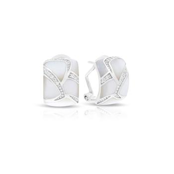 Belle Étoile Mother of Pearl earrings