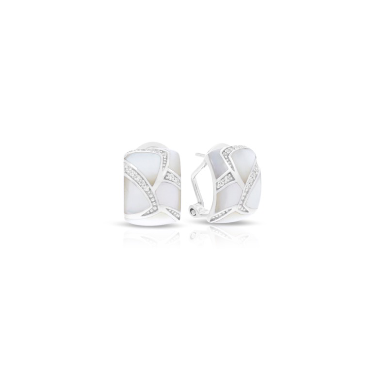 As Seen on Social Media Belle Étoile Mother of Pearl earrings