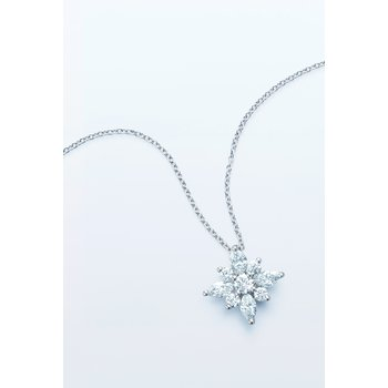Kwiat Diamond Star Pendant
